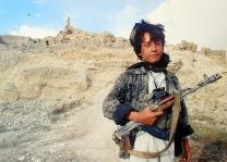 AFGHANISTAN, Bamiyan 1995